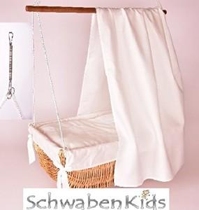 SchwabenKids® Hängekorb + Federwiege (Foto: Amazon) - HIER kaufen!