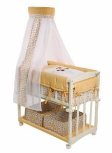 Roba - Babysitter 4 in 1 Stubenbett (Foto: Amazon)
