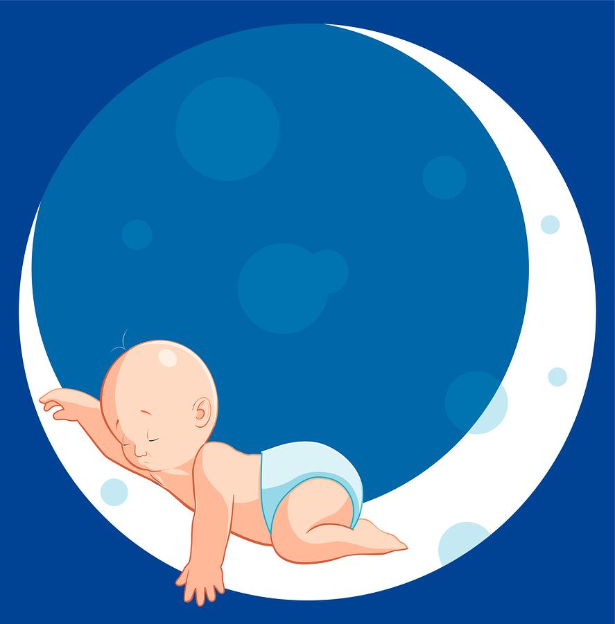 Schlafbedarf beim Baby