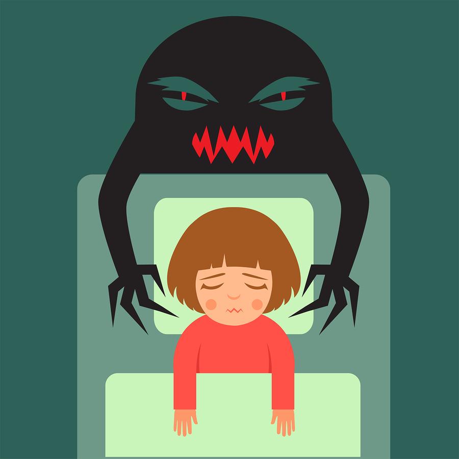 Nachtterror - Was tun wenn das Kind betroffen ist?