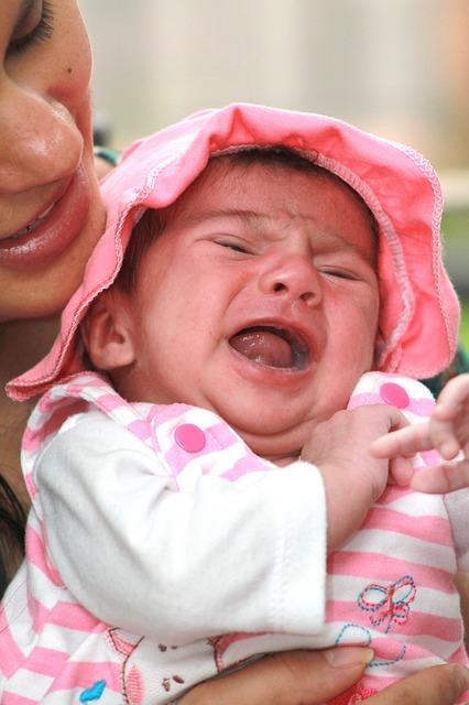 Baby schreit und schläft nicht - Ratschläge