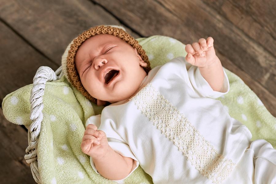 Baby will nicht einschlafen - Was tun?