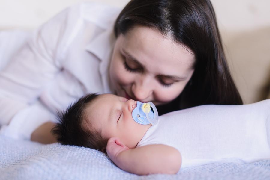 Wenn Babys besser durchschlafen können