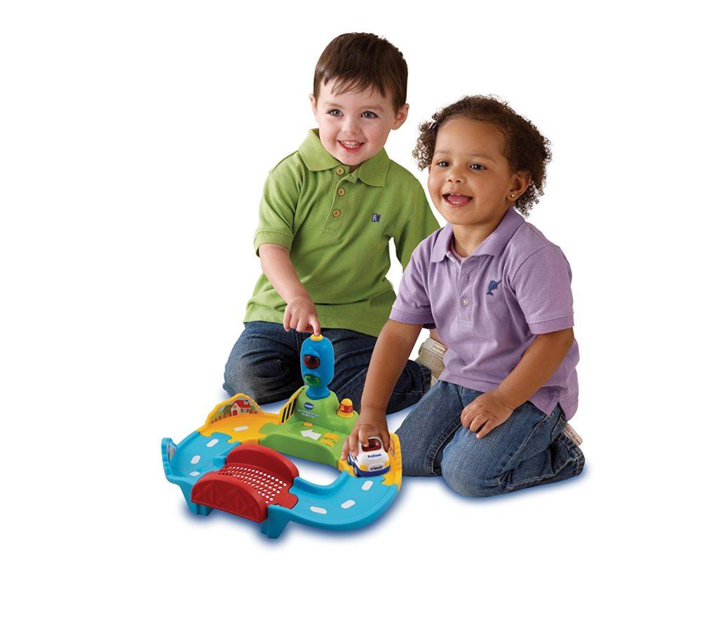 Tut Tut Baby Flitzer - Straßen-Set