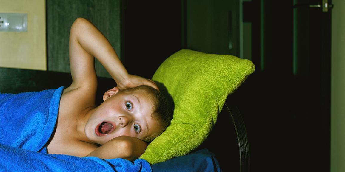 Nachtschreck bei Kleinkindern