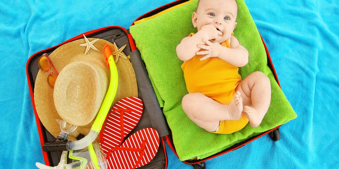 Urlaub mit Kleinkind – Was Sie beachten sollten!